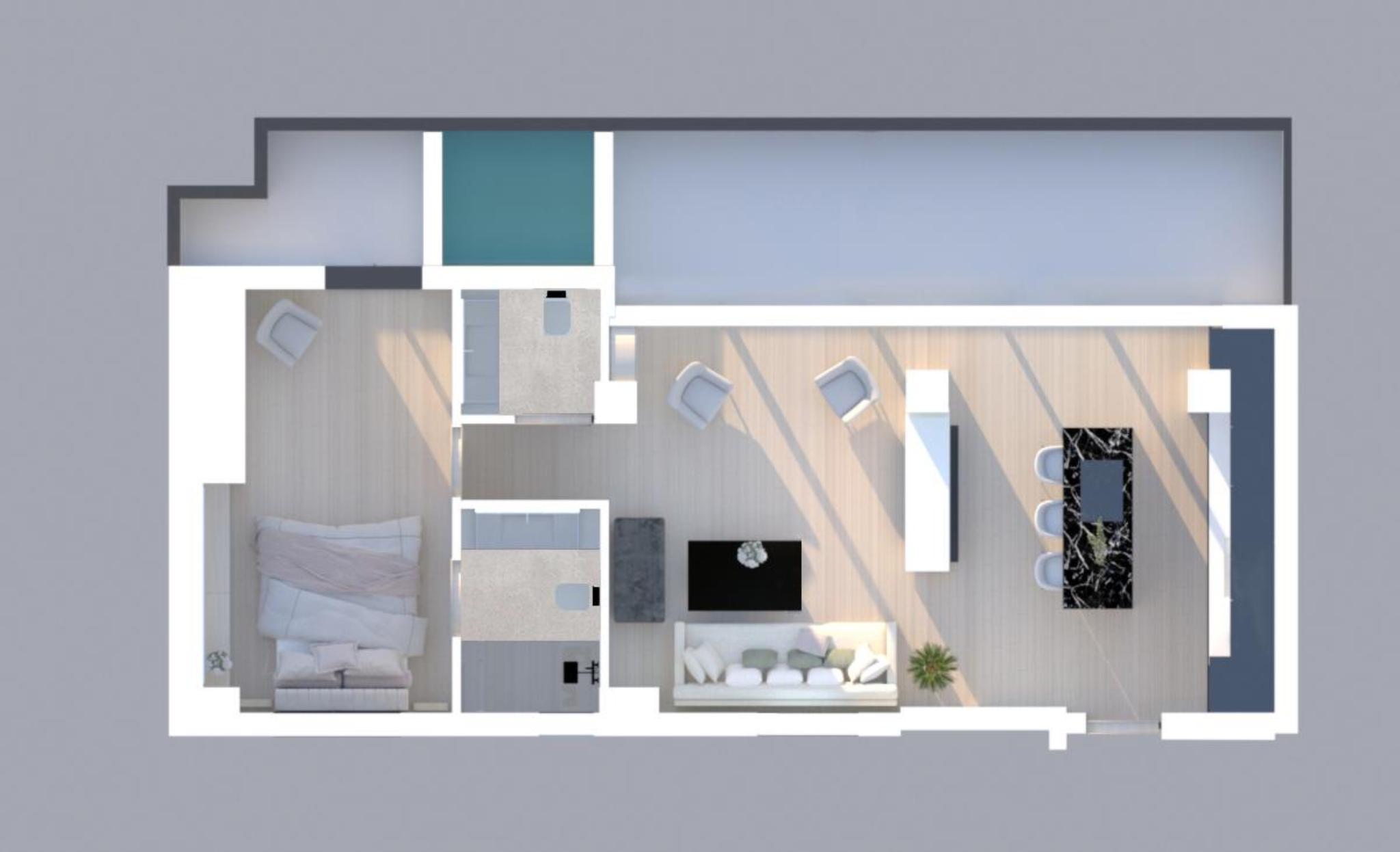 Gazi  - Appartement  - picture 6